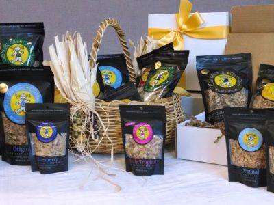 Golden Girl Granola Products