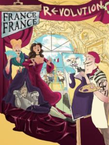 France France Revolution Poster