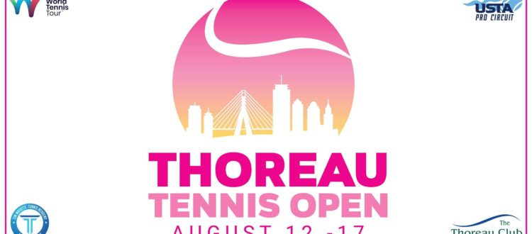 Thoreau Tennis Open Logo
