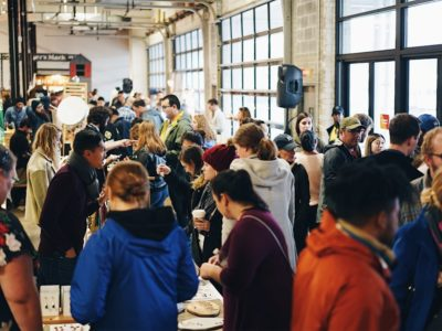 American Field Pop-Up Market