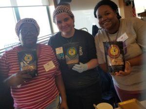 Power Health Tour Volunteers