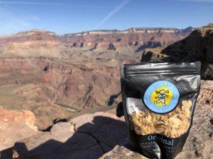 Granola at the Grand Canyon