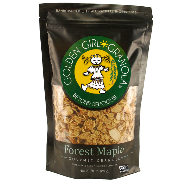 Forest Maple granola (10 oz bag)