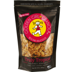 Truly Tropical granola (10 oz bag)
