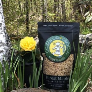 Forest Maple granola
