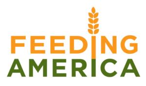 Feeding America charity logo